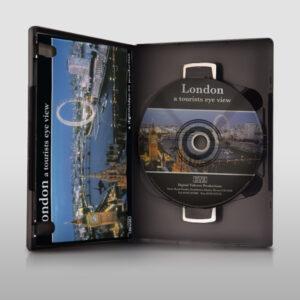 London - A Tourists Eye View