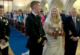 Sam & Lydia's wedding