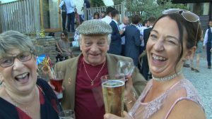 Chloe & Miko's Wedding – watch out for Del Boy!