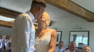 Jess & Billy's Wedding – Oak Barn, Hittesleigh
