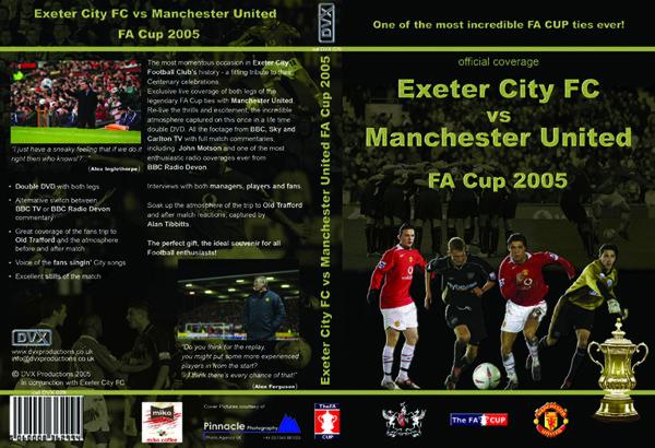 manchaster exeter football